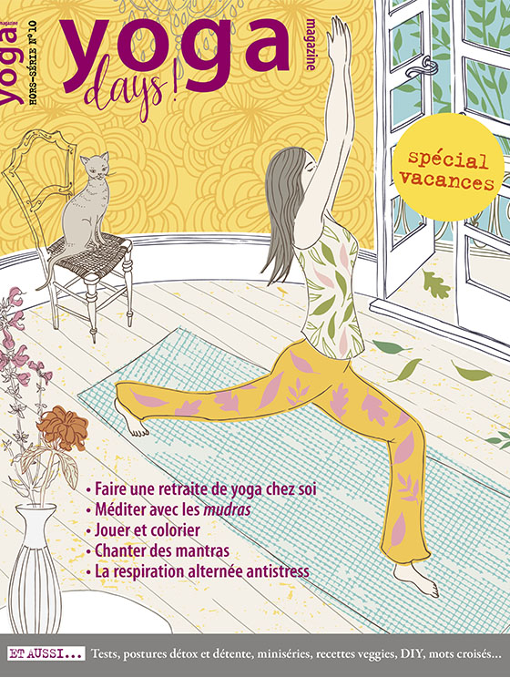 Vos vacances de yoga